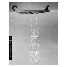 Dr strangelove or how i learned to stop worrying & love the bomb (blu-ray) BRCC2639