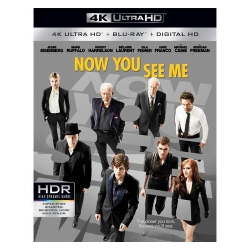 Now you see me (blu-ray/4kuhd) (ws/eng/eng sub/span sub/eng sdh/5.1 dts-hd 1704154