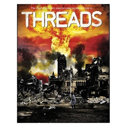 Threads (blu ray/limited edition) (dol dig/ff/1.33:1) BHZKSZV4Q4GPOB0W