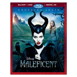 Maleficent (blu-ray/dvd/dhd/ws-2.39/2 disc) BR120716