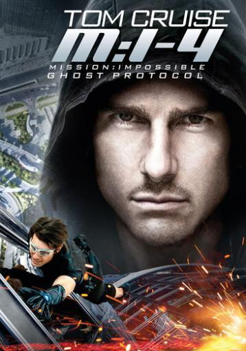Mission impossible 4-ghost protocol (dvd) (2015 repackage) CZ0ZCKOPY41AAWN6