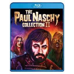 Paul naschy collection ii (blu ray) (5discs/ws/1.85:1/5discs) BRSF18083