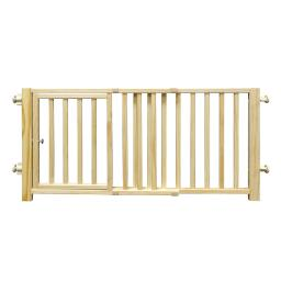 Four paws 100203595 beige four paws smart design walkover pressure mounted gate with door beige 30 - 44 x 1 x 18