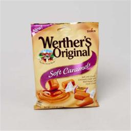 Regent Products 38187 Werthers Original Soft Caramel - Pack of 12