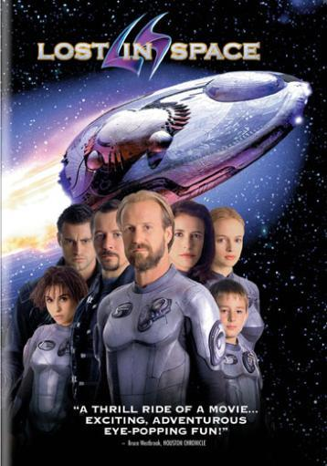 Lost in space (1998/dvd/platinum/ws/dual/l/cast bios/music video) 1282865