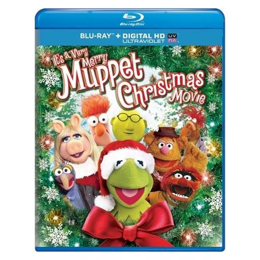 Its a very merry muppet christmas movie (blu ray) QLJDNZXMIZL51MOH