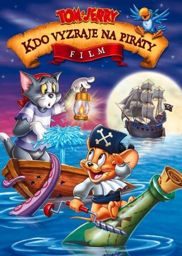 Tom and Jerry in Shiver Me Whiskers Movie Poster (11 x 17) GUW6VHHN6IXNWVNP