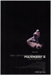 Poltergeist 2: The Other Side Movie Poster Print (27 x 40) MOVGF2965