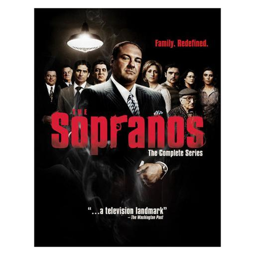 Sopranos-complete series (blu-ray/28 disc/ff-16x9) 1291312