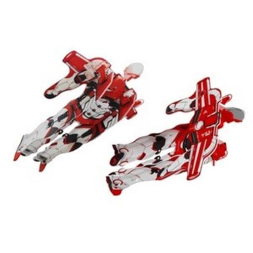 Microgear EC10368-RD Radio Control 2.4 GHZ RC Supersonic Hero Red C26554923E692027