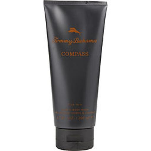 TOMMY BAHAMA COMPASS by Tommy Bahama HAIR AND BODY WASH 6.7 OZ For MEN TOMMY BAHAMA COMPASS by Tommy Bahama HAIR AND BODY WASH 6.7 OZ For MEN ships fast from USA and 100% authentic