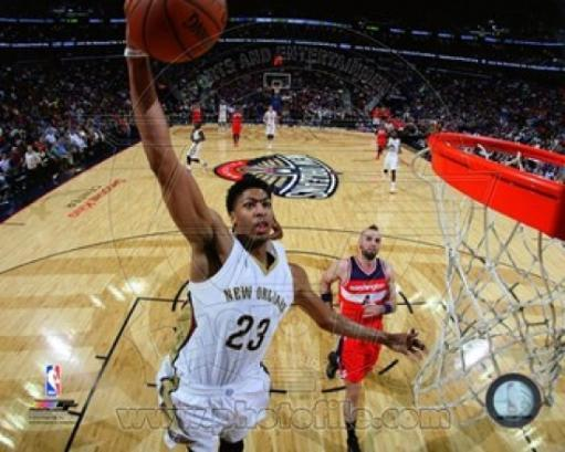 Anthony Davis 2014-15 Action Sports Photo ZVFFTEAQZJB3RFSX