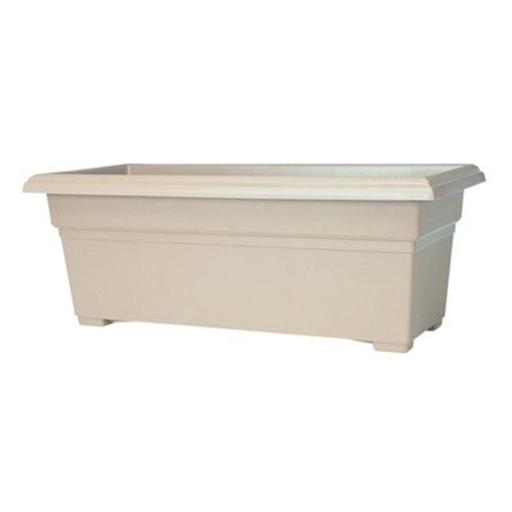 Novelty Countryside 12x28 3gal Patio Planter Box White
