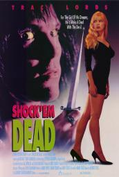 Shock 'Em Dead Movie Poster Print (27 x 40) MOVCF1432