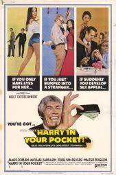 Harry In Your Pocket Movie Poster Print (27 x 40) MOVGH2296