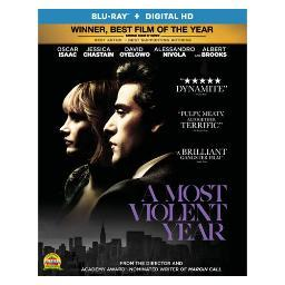 Most violent year (blu ray w/digital hd) (ws/eng/eng sdh/5.1 dts hd) BR47004