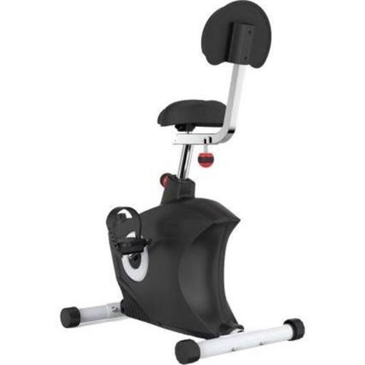 SereneLife SLXB8 Home & Office Exercise Bike - Under Desk Bicycle Pedaling Fitness Machine