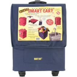 "Bigger Smart Cart 14""X12""X19"" Blue"