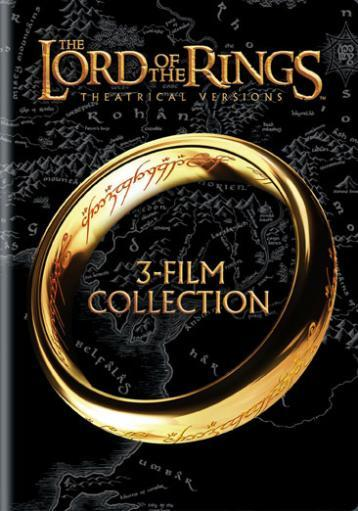 Lord of the rings-motion picture trilogy (dvd/tfe/os) 1287971