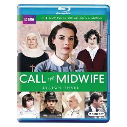 Call the midwife-season 3 (blu-ray/2 disc/ws) BRE418360