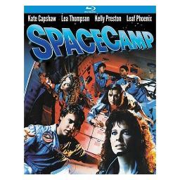 Space camp (blu-ray/1986/ws 1.85) BRK21662