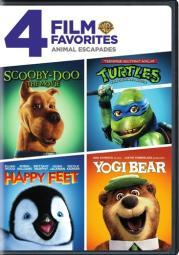 4 film-animal escapades (dvd/2 disc/big face) D695987D