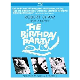 Birthday party (blu-ray/1968/ws 1.78) BRK21646
