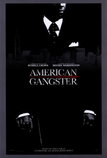 American Gangster Movie Poster (11 x 17)