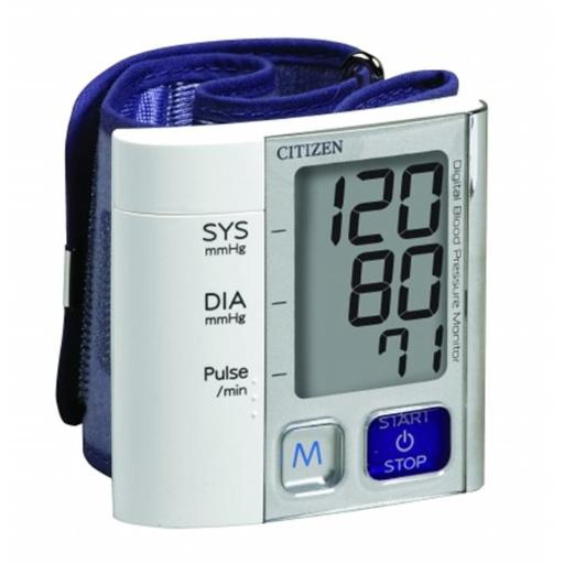 Veridian Healthcare CH-657 Citizen Wrist Digital Blood Pressure Monitor