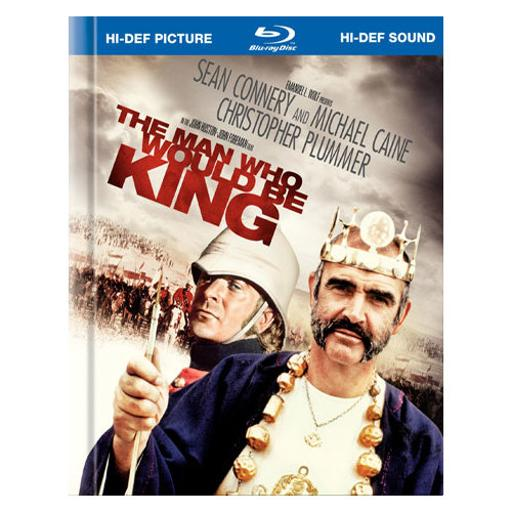 Man who would be king (blu-ray/digibook/ws-16x9) SZP1L49TZFYOMATS
