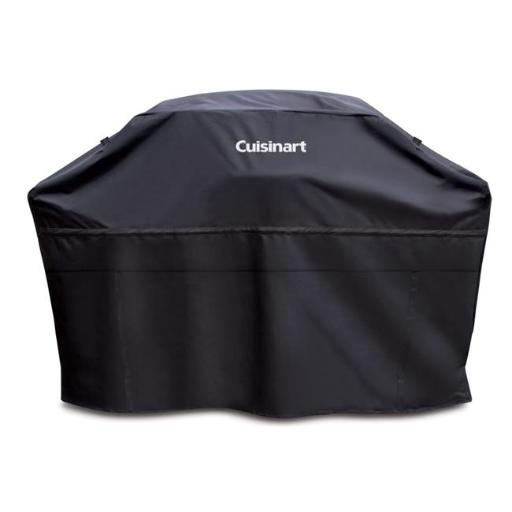 Cuisinart Grill CGC-65B 65 in. Cuisinart Heavy Duty Barbecue Grill Rectangle Cover