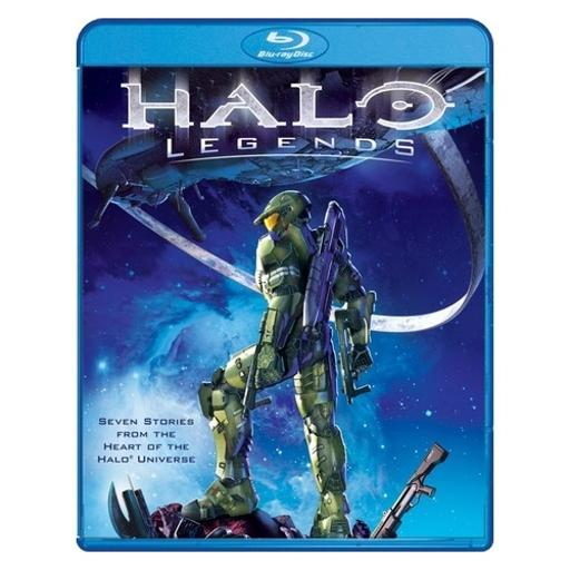 Halo legends (blu ray) (ws/1.78:1) LAVQNUUQ4NI6V8CN