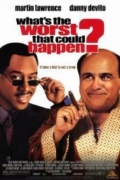 What's the Worst That Could Happen Movie Poster (11 x 17) MOVIE2622
