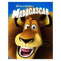 Madagascar (blu-ray/family icons o-ring)-nla BR101945