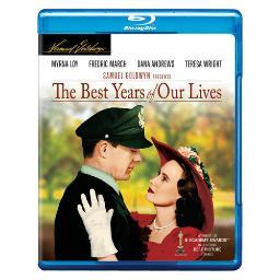 Best years of our lives (blu-ray) BR320220