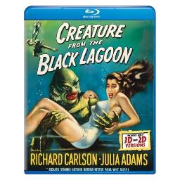 Creature from the black lagoon (blu ray) BR61126573