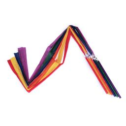 American educational prod rhythm ribbon 3ft ytc105