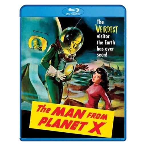 Man from planet x (blu ray) (ws) QBHWHEUGUOU6SLEQ