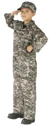 Costumes For All Occasions Fw9728Lg Soldier Costume Child Large FW9728LG
