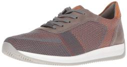 ara Mens louie Fabric Low Top Lace Up Fashion Sneakers