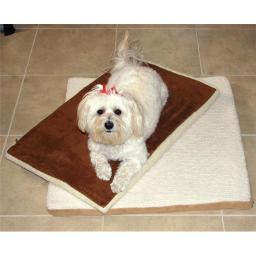 Crown Pet Products MAT-SR-M Crown Pet Mat for Slant Roof Doghouse - Medium Size