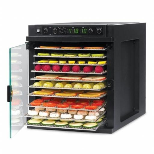 Digital Food Dehydrator with BPA-Free Trays, Black KRQKEJ4VKOSKI95J
