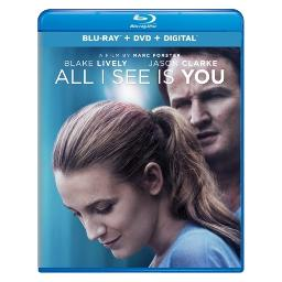 All i see is you (blu ray/dvd w/digital) BR55187430
