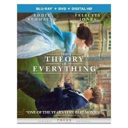Theory of everything (blu ray/dvd w/digital hd) BR62163626