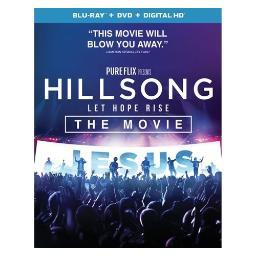 Hillsong-let hope rise (blu ray/dvd w/digital hd) BR24182963