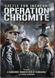 Battle for incheon-operation chromite (dvd) (16x9/ws/5.1 dol dig/kore/eng d