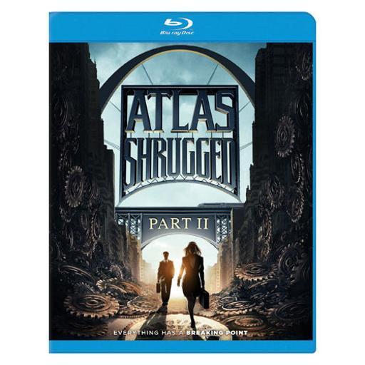 Atlas shrugged part 2 (blu-ray/ws-1.78/eng-fr-sp sub) 6OSTBTP1GB9PXZRN