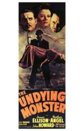 The Undying Monster Movie Poster (11 x 17) MOV199780