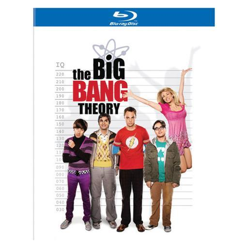 Big bang theory-complete 2nd season (blu-ray/3 disc/ws) PXPUQWUM7KCG1CYP