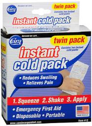 Cara Instant Cold Packs - 12 Ct, Pack Of 4